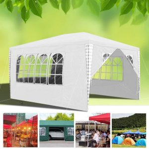 Carpa plegable práctica