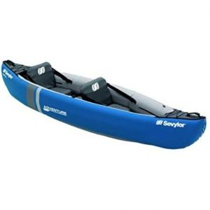 Kayak doble ideal para lagos